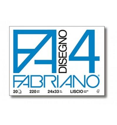 Album da Disegno 24 x 33 cm Fabriano 4