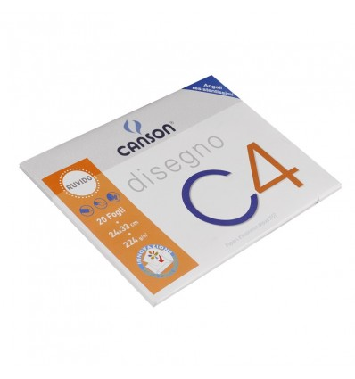 Album da Disegno 24 x 33 cm Canson C4