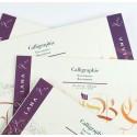 Carta per Calligrafia Calligraphie 30 x 40 cm 250 g/m2 Lana