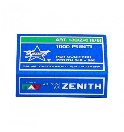 Punti Metallici 130/Z6 (6/6) Zenith