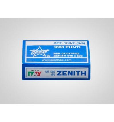 Punti Metallici 130/E (6/4) Zenith