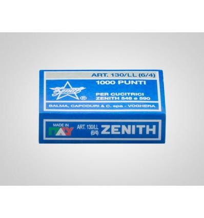 Punti Metallici 130/LL (6/4) Zenith