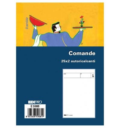 Comande Mini in Duplice Copia E 5908 EdiPro