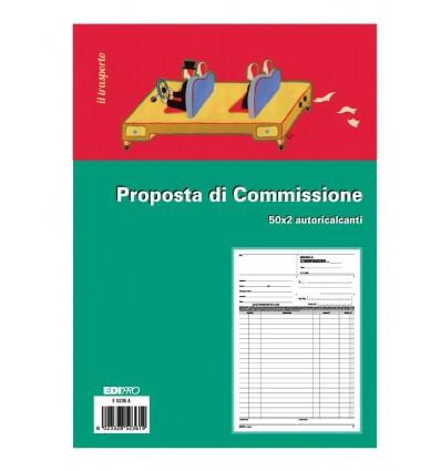 Proposta di Commissione E 5236 A EdiPro