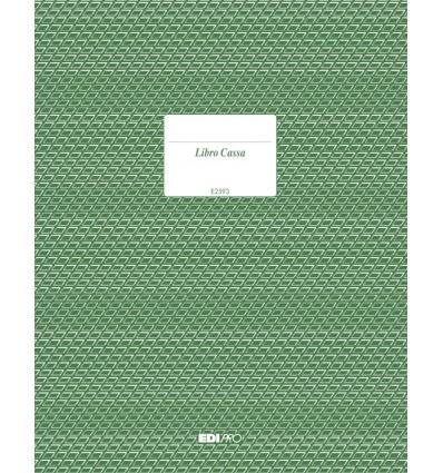 Libro Cassa E 2593 EdiPro