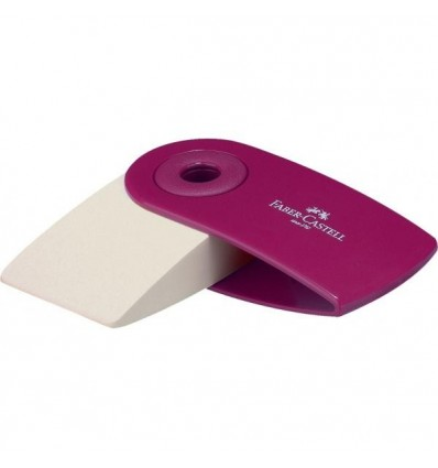 Gomme Ergonomiche in Vinile PVC-Free Faber-Castell