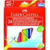 Pastelli Colorati Triangolari Eco Faber-Castell