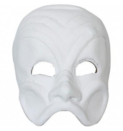 Maschera Arlecchino da Decorare Ferrario