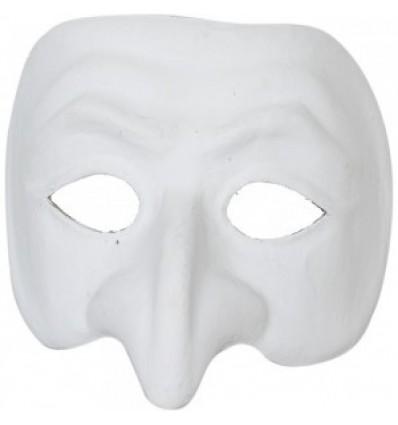Maschera Pulcinella da Decorare Ferrario