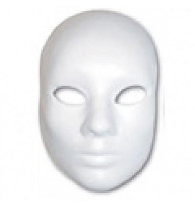 Maschera Volto da Decorare Ferrario