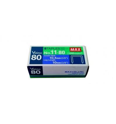 Punti Metallici Vaimo 80 N. 11-80 Max