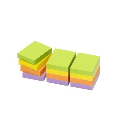 Blocco Fogli Adesivi assortiti Sticky Notes Spring 5653-76 Info Notes