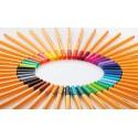 Penna Point 88 Fineliner Astuccio 10 color Stabilo