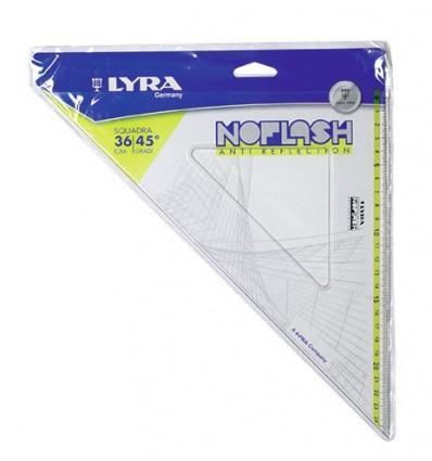 Squadra NoFlash Lyra 36 cm/ 45 gradi