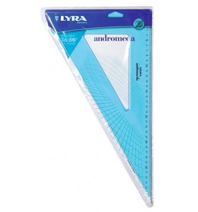 Squadra Andromeda Lyra 36 cm/ 60 gradi