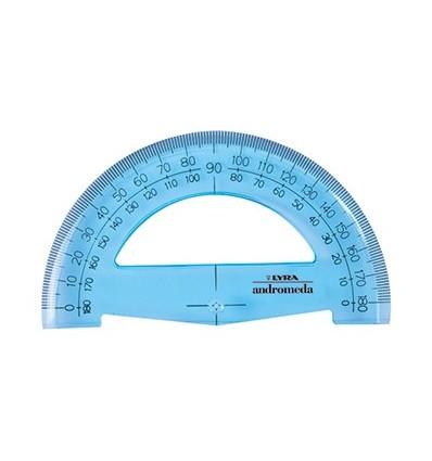 Goniometro con smusso 12 cm/ 180 gradi Lyra