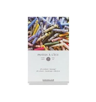 Sennelier Pastels A L Ecu confezione 48 colori Landscape Collection