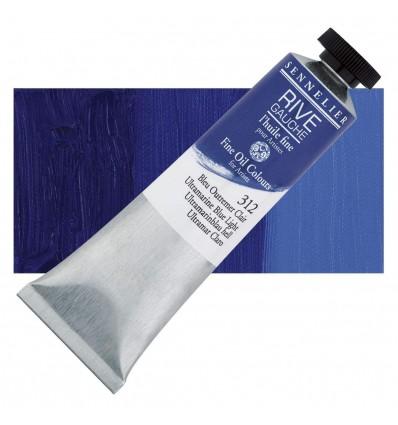 Sennelier Rive Gauche Artist Oil Paint Bleu Outremer clair