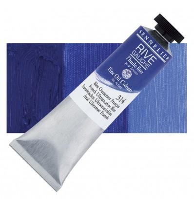 Sennelier Rive Gauche Artist Oil Paint Bleu Outremer Francais