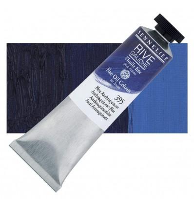 Sennelier Rive Gauche Artist Oil Paint Bleu anthraquinone