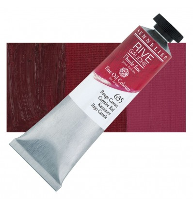 Sennelier Rive Gauche Artist Oil Paint Rouge Carmin