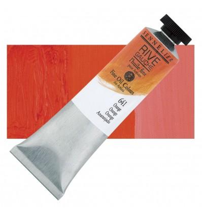 Sennelier Rive Gauche Artist Oil Paint Orange