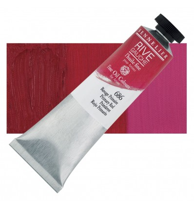 Sennelier Rive Gauche Artist Oil Paint Rouge Primaire