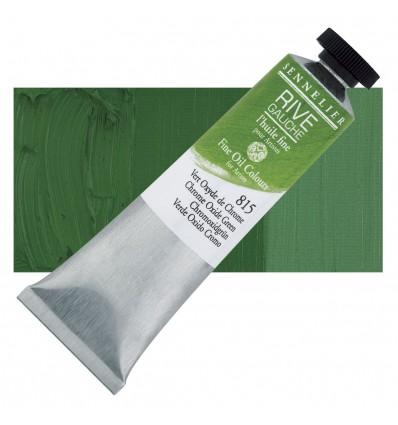 Sennelier Rive Gauche Artist Oil Paint Vert Oxyde de Chrome