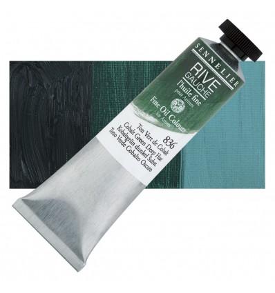 Sennelier Rive Gauche Artist Oil Paint Ton Vert de Cobalt