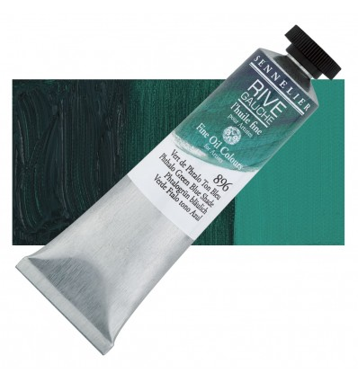 Sennelier Rive Gauche Artist Oil Paint Vert de Phtalo Ton Bleu