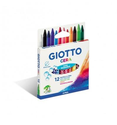 Pastelli a Cera Giotto