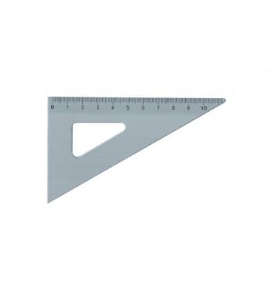 Squadra in Alluminio 12 cm/60 gradi Pocket Koh-I-Noor