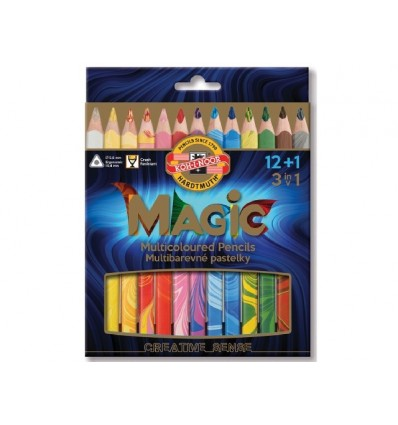 Matite Magic Trio 3 in 1 Koh-I-Noor