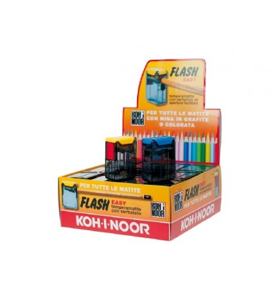 Temperamatite ad un Foro FLASH Easy Koh-I-Noor