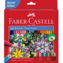 Pastelli Colorati Special Edition 60 pz Faber-Castell