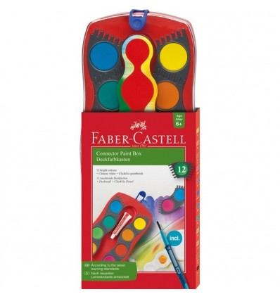 Acquerelli in Cialde Faber-Castell