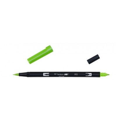 Marker Dual Brush TOMBOW ABT 195