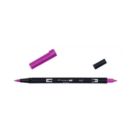 Marker Dual Brush TOMBOW ABT 665