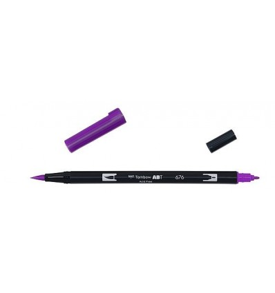 Marker Dual Brush TOMBOW ABT 676