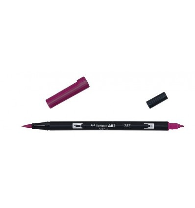 Marker Dual Brush TOMBOW ABT 757