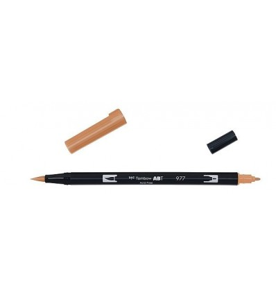 Marker Dual Brush TOMBOW ABT 977