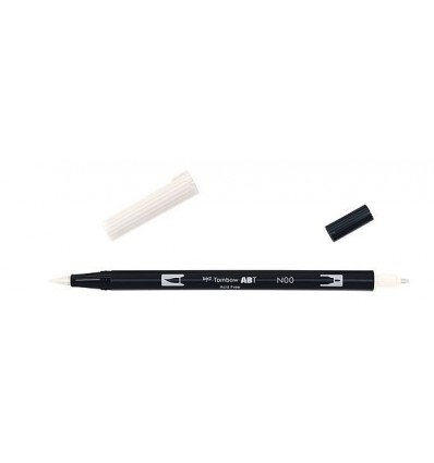 Marker Dual Brush TOMBOW ABT N00