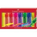 Kit di Evidenziatori Fluo Textliner Faber-Castell
