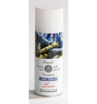 Fissativo Spray Latour Sennelier