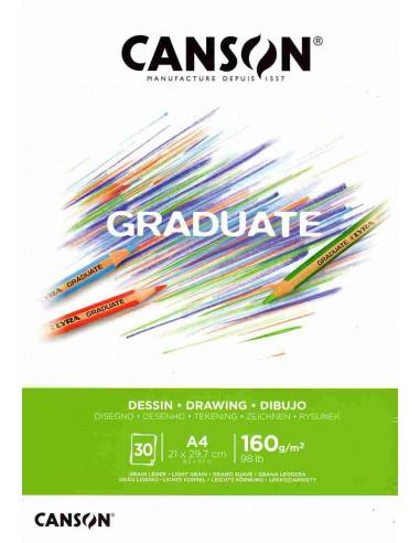 Blocco A4 Graduate Dessin Canson®