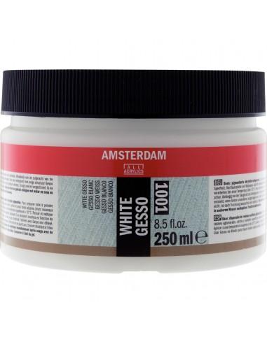 Gesso bianco Vasetto 250 ml - Amsterdam