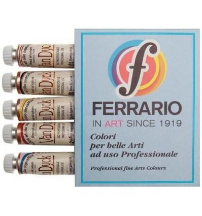 Colori ad Olio 20 ml Van Dyck Ferrario