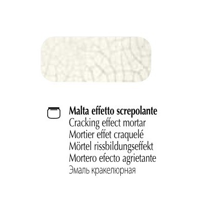 Malta Screpolante 150 ml Esprimo