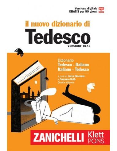 Il Nuovo Dizionario di Tedesco...