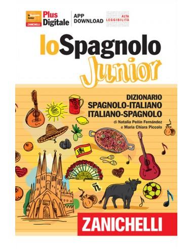 Lo Spagnolo Junior Dizionario...